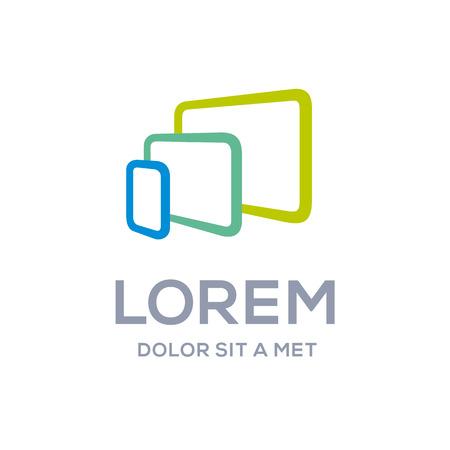 image logo informatique