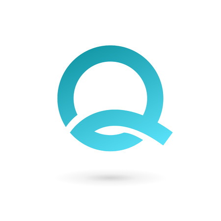 Letter Q logo icon design template elements Vector