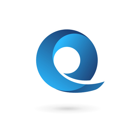 letter q: Letter Q logo icon design template elements