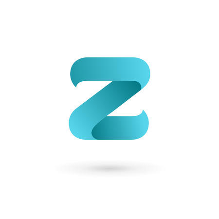 Letter Z logo icon design template elements Illustration