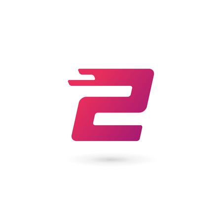 Numero 2 icona elementi del modello di progettazione