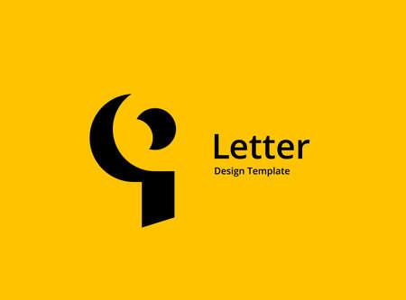 Letter Q logo icon design template elements