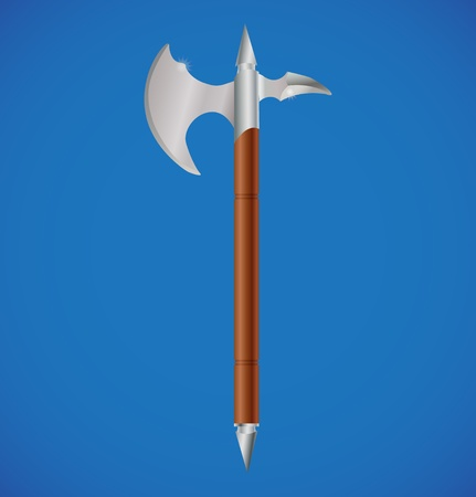 battle axe Stock Vector - 14226442