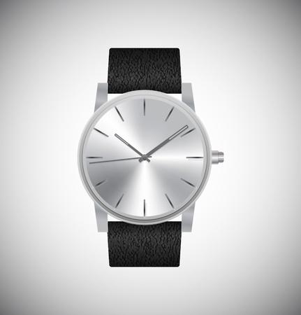 realistic wrist watch