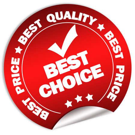 Garantizan la mejor elección y precio pegatina