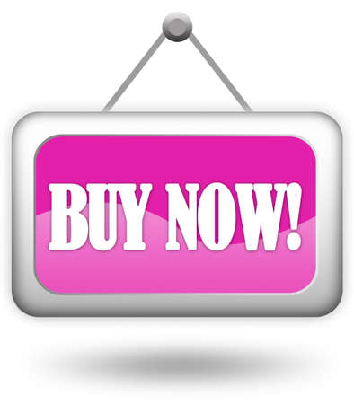 Buy now signboard Stock Photo - 6166684