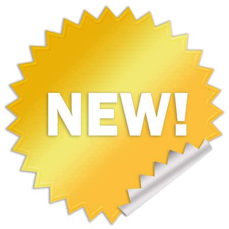 New sale sticker Stock Photo - 6190709