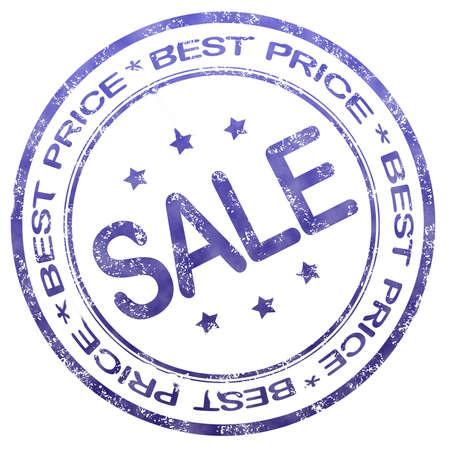 Sale ink satmp Stock Photo - 6190718