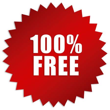 freebie: 100 percent free sticker