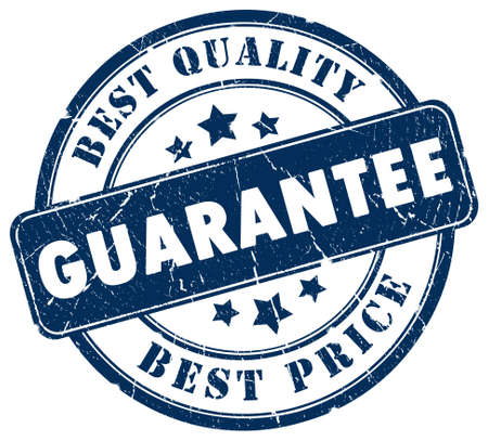 quality assurance: Best quality guarantee stamp