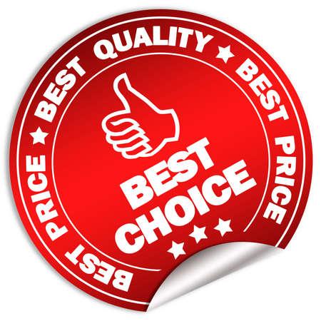 best hand: Mejor etiqueta de elecci�n