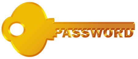 Password protected Stock Photo - 6355741
