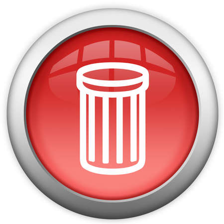 Recycle bin icon photo