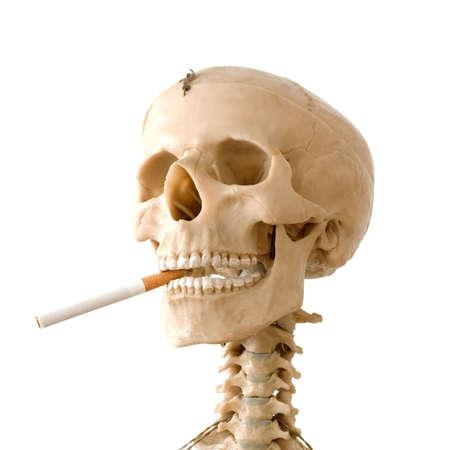 banned: Smoking kills