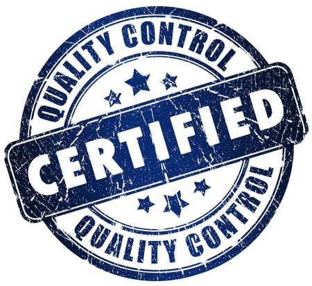 certification: Sello certificado
