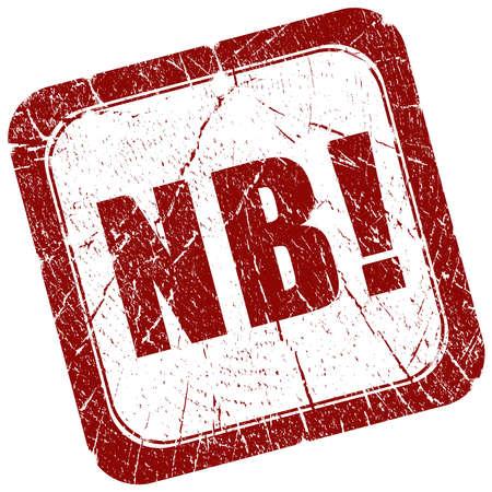 nota: Nb stamp
