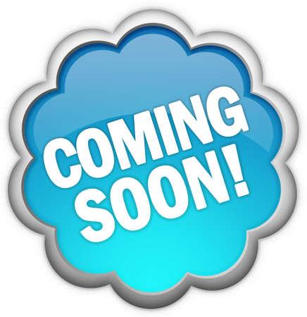 soon: Coming soon icon