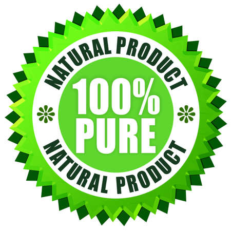 Pure natural product photo