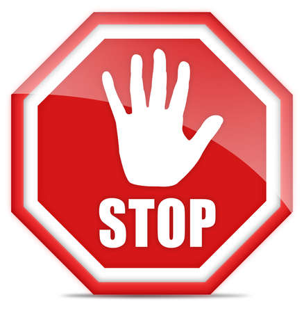 Stop sign Stock Photo - 7466260