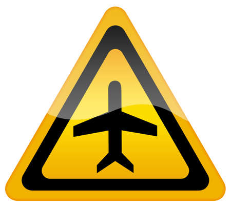 Airport sign Stock Photo - 8101084