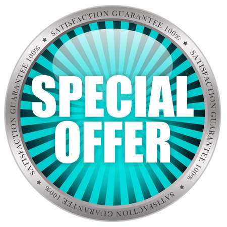 top seller: Special offer icon