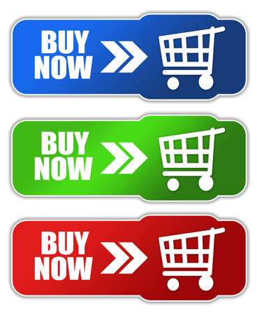 Buy now button Stock Photo - 8157756