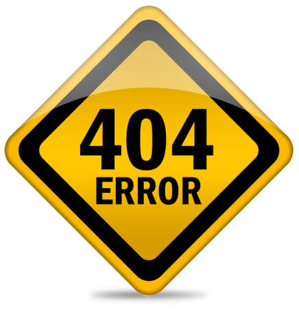 404 error sign photo