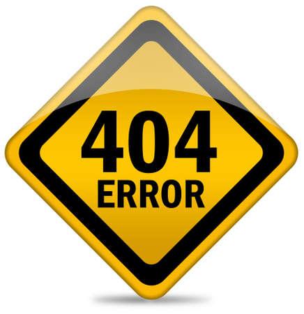 unauthorized: 404 error sign