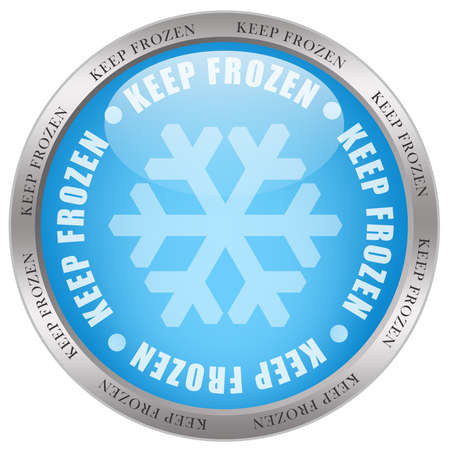 cold storage: Keep frozen icon