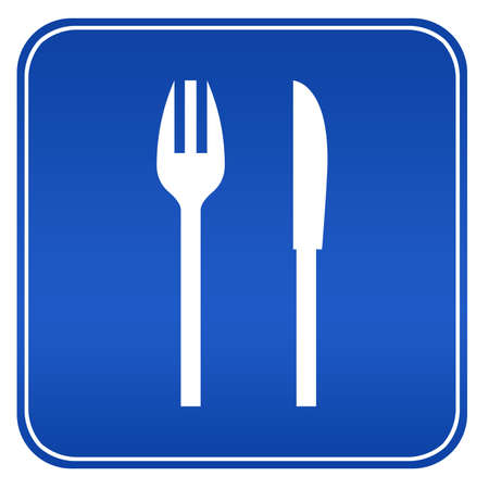 Restaurant sign Stock Photo - 8222750