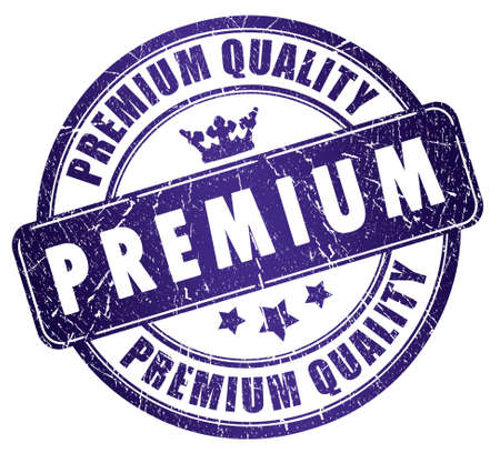 Premium kwaliteit stempel