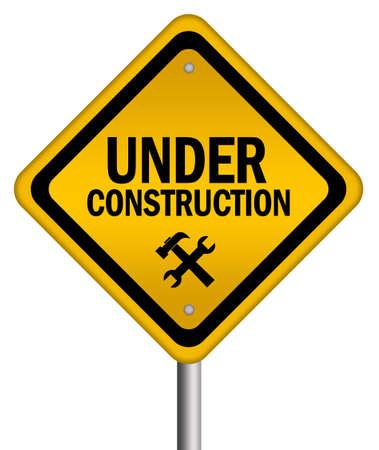 refit: Under construction sign
