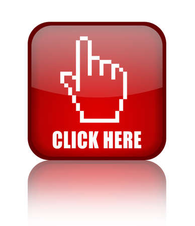 Click here button Stock Photo - 8623320