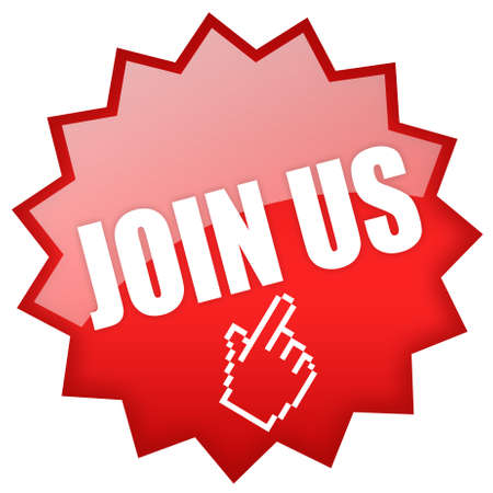 register button: Join us