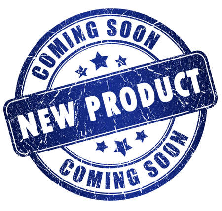 business products: New product stamp