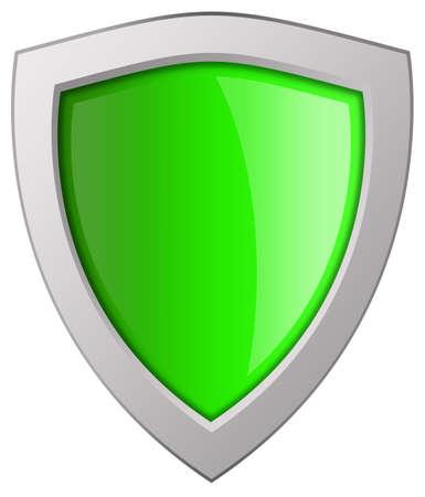 Shield icon photo