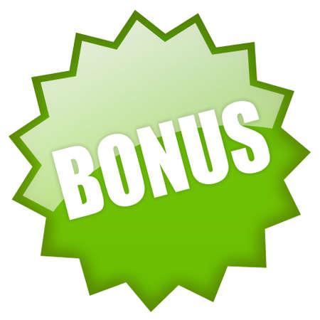 freebie: Bonus green icon