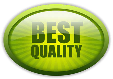 Best quality icon Stock Photo - 9849795