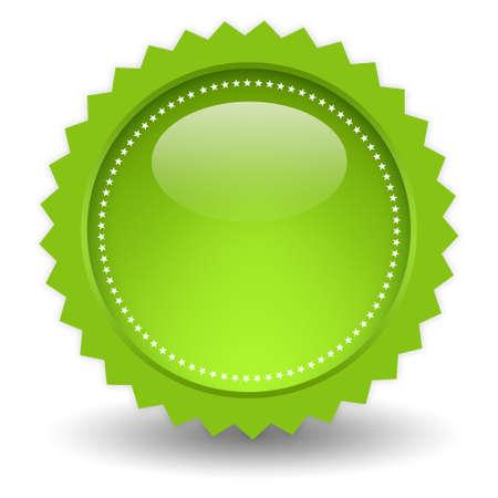 Blank shiny icon photo