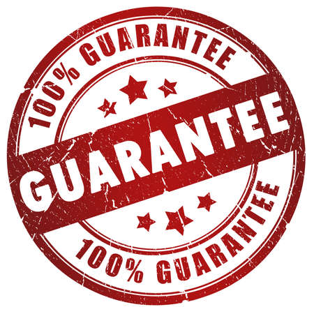 Guarantee grunge stamp Stock Photo - 9986715