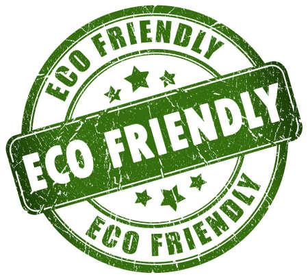 logo recyclage: Eco cachet convivial