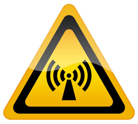 wifi sign: Wireless network sign