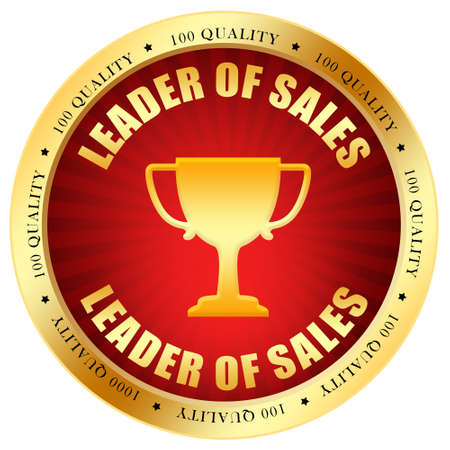Sale leader icon photo