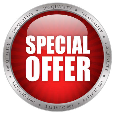 discount buttons: Special offer