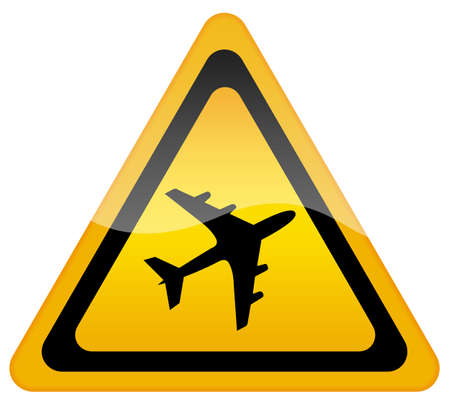 Airport sign photo