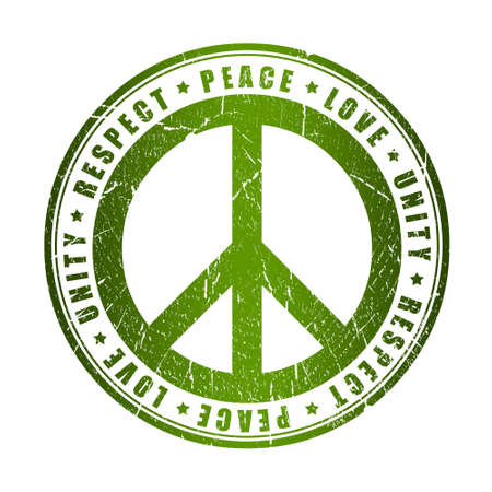 Peace symbol Stock Photo - 12414956