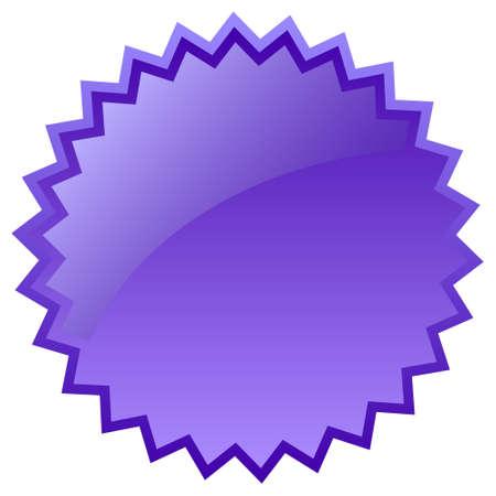 glass burst icon Vector