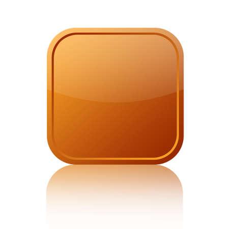 to navigate: Brown web button