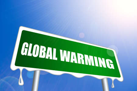 Global warming concept Stock Photo - 12894947