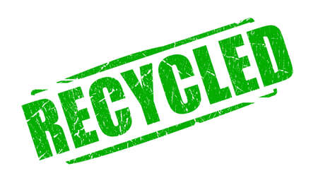 Recycled bollino verde